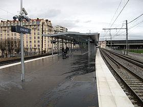 Gare Jean Macé: la 5è gare de la Métropole