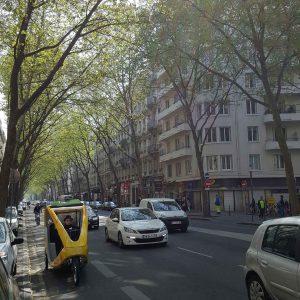 1ère fête des commerçants et des riverains du Cours Gambetta