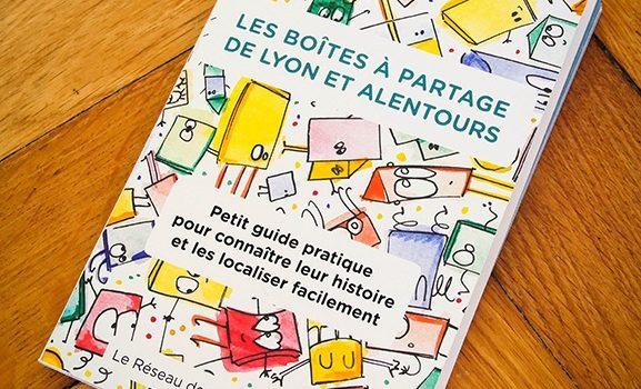 Le guide des Boîtes à Partage de Lyon et alentours
