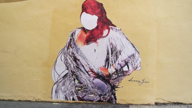 Avis au curieux : partez à la découverte du street art à la Guillotière avec les visites des filles !