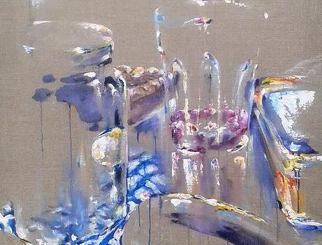 «Intimité des choses» de Robert Alain Golay à la Galerie B+
