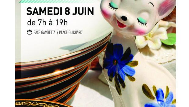 Le «Plaisir de Chiner» dans le 7e arrondissement de Lyon