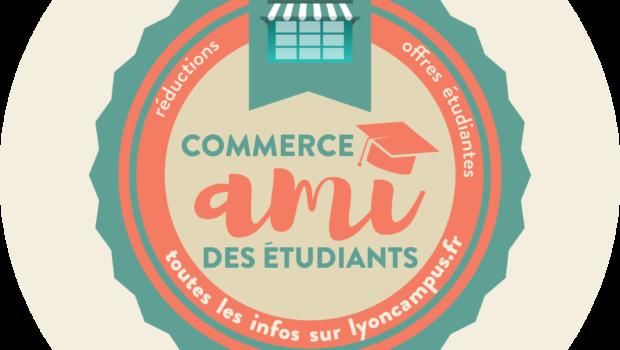 «Commerce Ami des Etudiants» à Lyon 7e
