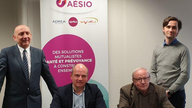 Partenariat 2020 entre Lyon 7 Rive Gauche et Eovi-Mcd Mutuelle