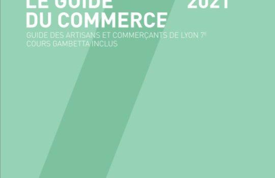 Le Guide du Commerce de Lyon 7e sortira en janvier 2021