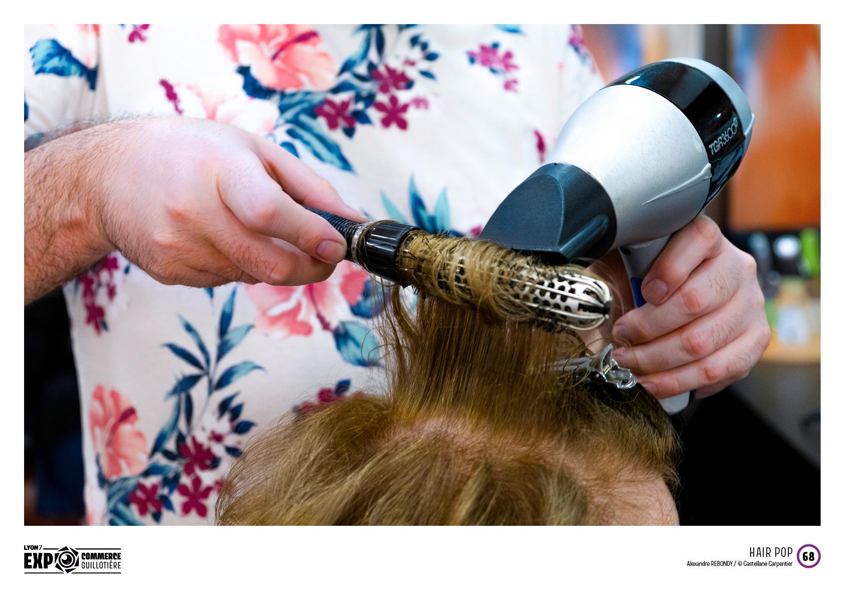 Hair pop