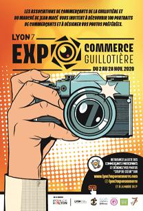 Du 2 au 28 novembre 2020, l'opération de valorisation des commerces Lyon 7 Expo Commerce