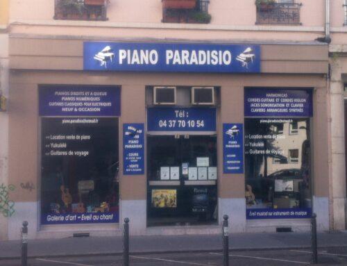 Piano Paradisio